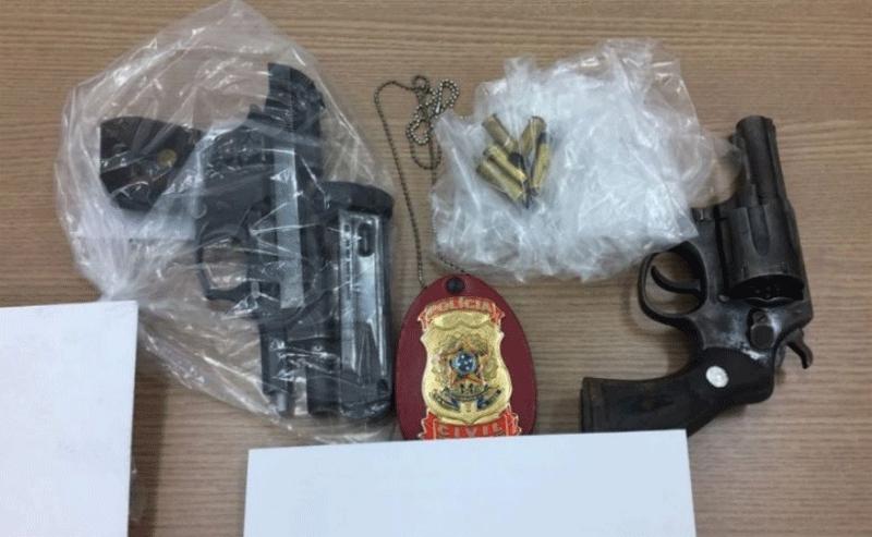 Jovem de 22 anos confessa assassinato em campo de futebol e entrega arma do crime