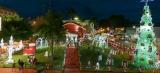 Casa do Papai Noel abre as portas e encanta Ji-Paraná