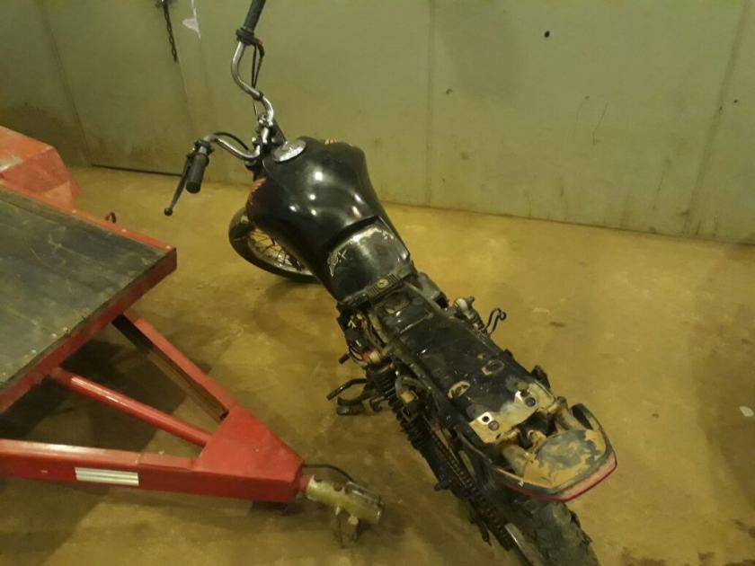 COE descobre desmanche de motos em Porto Velho