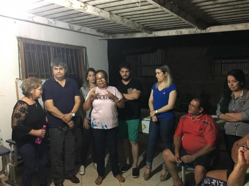 PSDB Itinerante chega ao Bairro Mariana para ouvir sugestões da comunidade