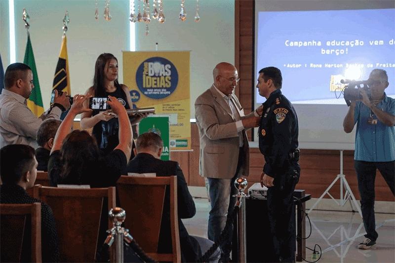 Prêmio Boas Ideias revela projetos contra a burocracia e pela melhoria da educação e da segurança em Rondônia