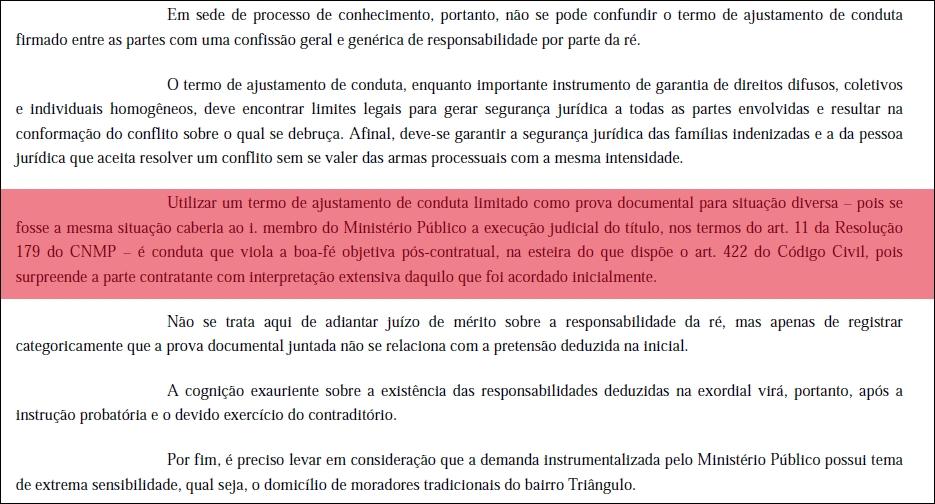 Justiça Federal isenta Santo Antônio sobre riscos no Bairro Triângulo, em Porto Velho