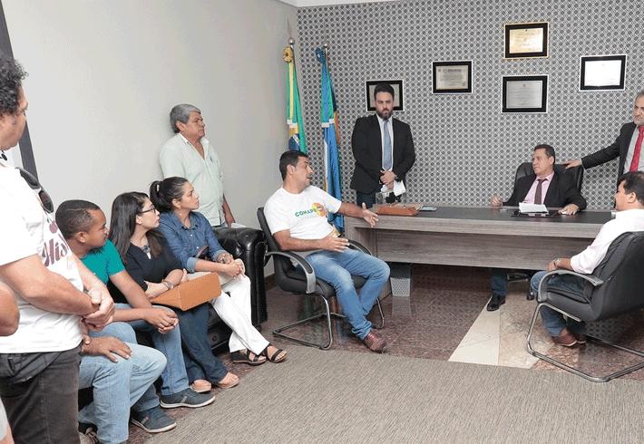 Lideranças recorrem à Assembleia para Governo revogar decreto que militarizou escola na Zona Sul