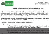 Prazo para pagamento de inscrição no concurso da Sefin de Rondônia é adiado para o dia 12