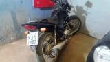Dupla é presa no centro de Porto Velho com moto roubada