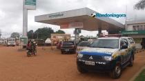 Criminosos assaltam posto próximo à Fimca