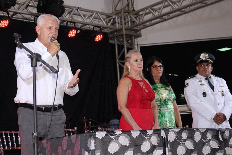 Deputado Airton anuncia recurso para compra de veículo para Escola Militarizada de Ji-Paraná