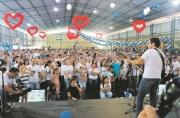 Confraternização Nacional Gazin reúne colabores em Porto Velho, nesta terça