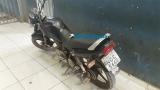 Dupla é presa fazendo compras com moto roubada em Porto Velho