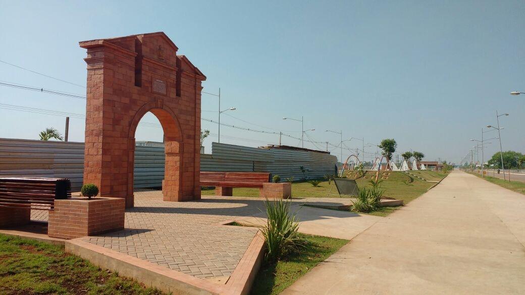 Locomotiva restaurada fará parte do Memorial Rondônia, no Novo Espaço Alternativo