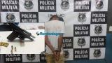 Rapaz que iria matar desafeto é preso em Porto Velho