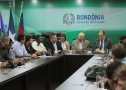 Prefeitos de municípios de Rondônia pedem apoio emergencial do governo do estado