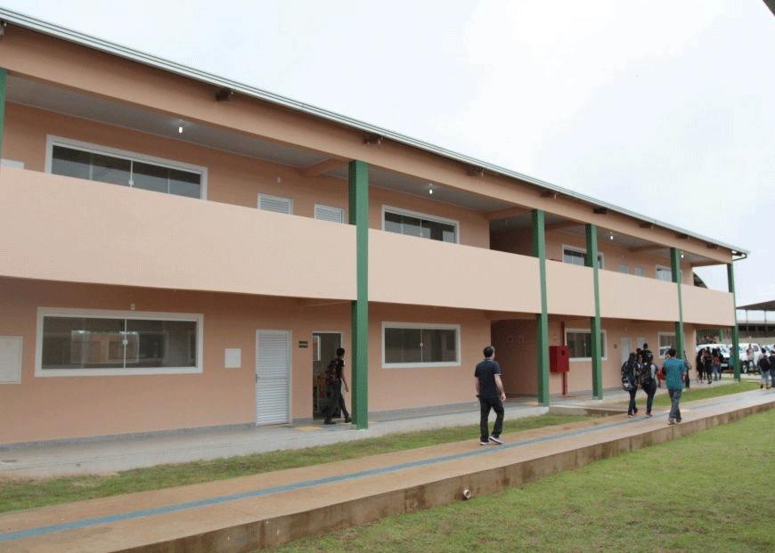 Matrículas na rede estadual para 2018 serão de 22 a 26 de janeiro em Rondônia