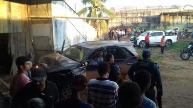 Prefeito de Colniza, no MT, é assassinado e bandidos fogem para Rondônia