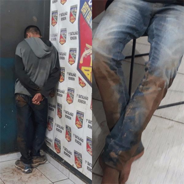Dupla assalta jovem e acaba detida por populares