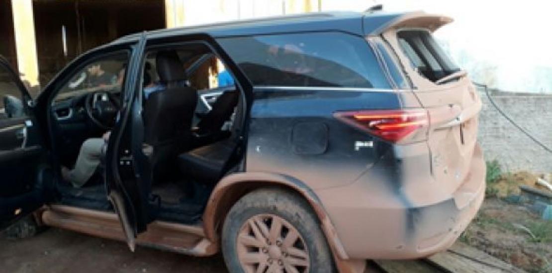 Polícia Civil prende três suspeitos da morte do prefeito de Colniza