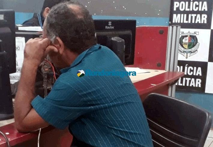 Motorista bêbado atropela ciclista, foge e é detido por populares