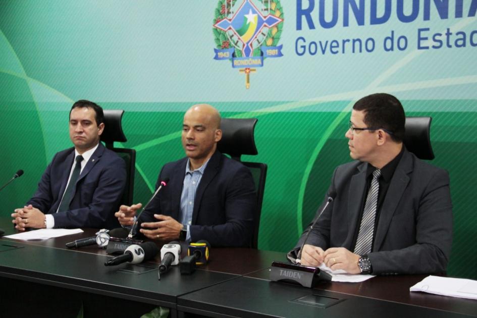 Força-tarefa deve atender mais de seis mil presos das unidades de Porto Velho