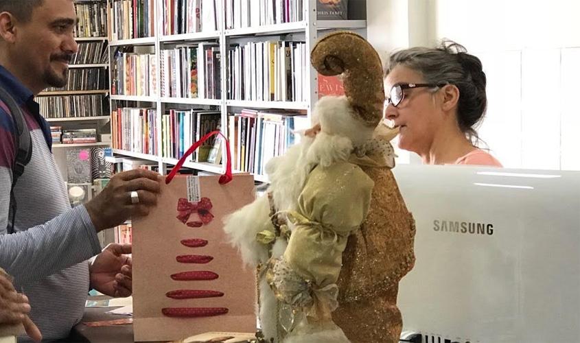 Magda Livros: Porto Velho tem uma livreira que entende de livros