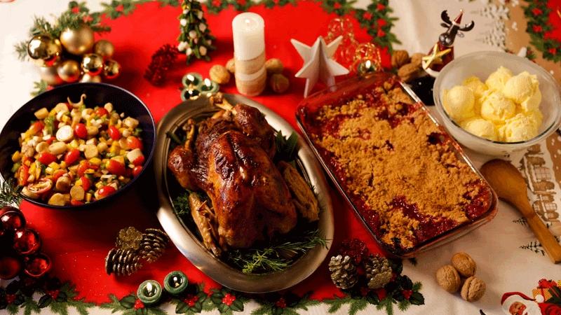 Nutricionista alerta para cuidados com alimentação no Natal e Réveillon