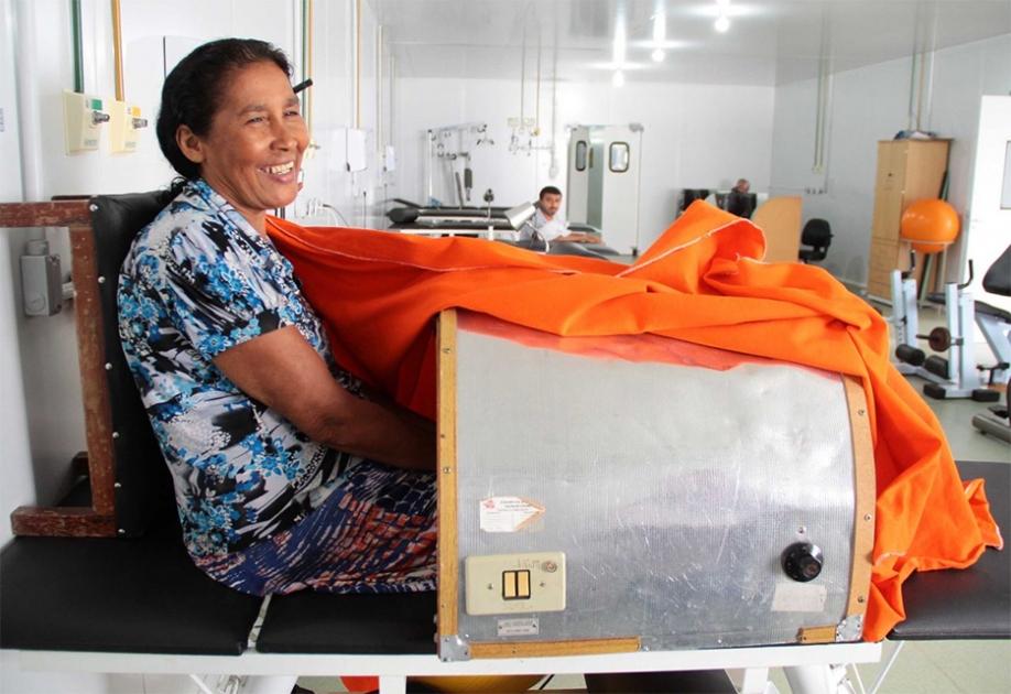 Centro especializado em reabilitação encerra 2017 com mais de 36 mil procedimentos em pacientes de Rondônia