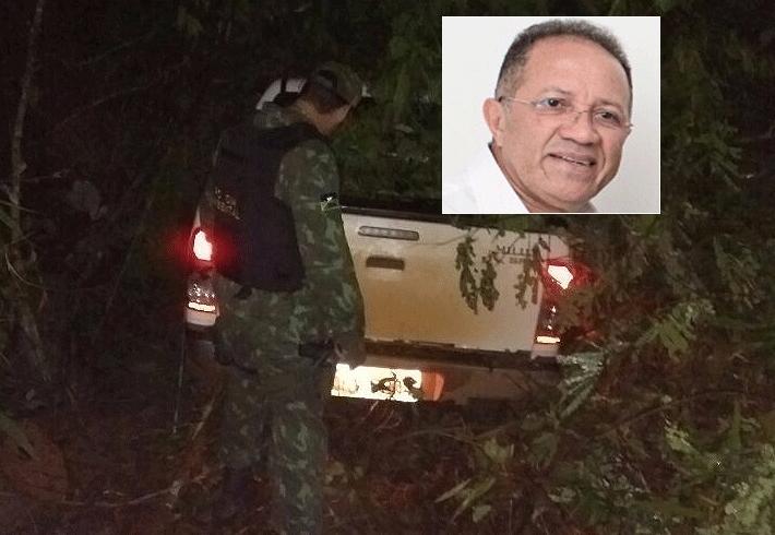 Bando disse que levaria camionete de pastor a Machadinho e exigiu R$ 6 mil para liberar carro e vítima