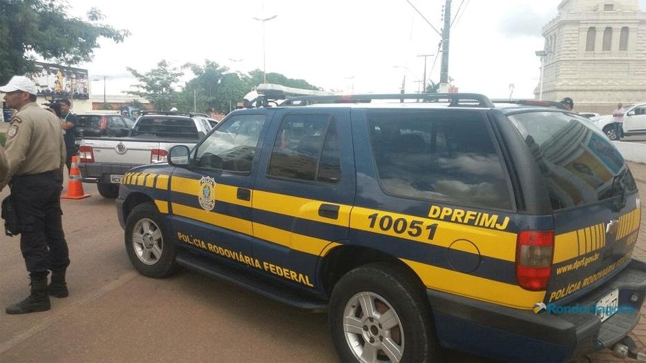 PRF registra 20 acidentes e 18 feridos nas rodovias de Rondônia durante feriado de fim de ano