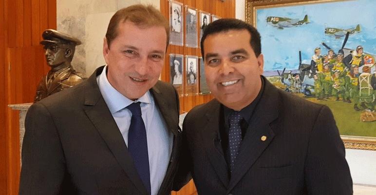 Garçon foi o parlamentar que mais destinou recursos para Porto Velho em 2017