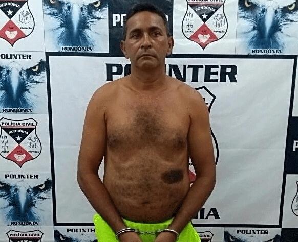 Homem que estuprou a sobrinha de 7 anos é preso pela Polícia Civil em Porto Velho