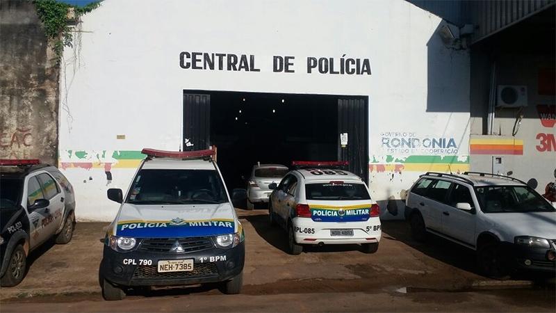 Advogado é preso após confusão no trânsito de Porto Velho