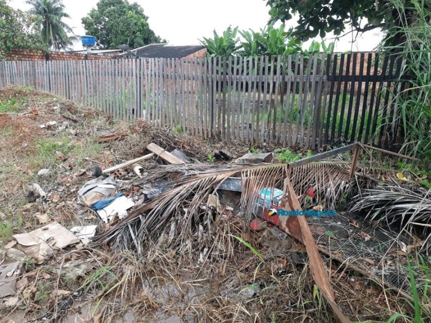 Prefeitura pede que moradores de bairros com maior infestação do Aedes mantenham quintais limpos