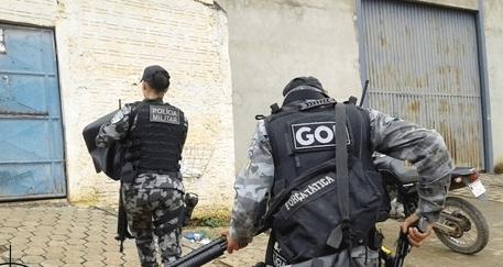 Presos se rebelam em Ariquemes, mas situação está controlada