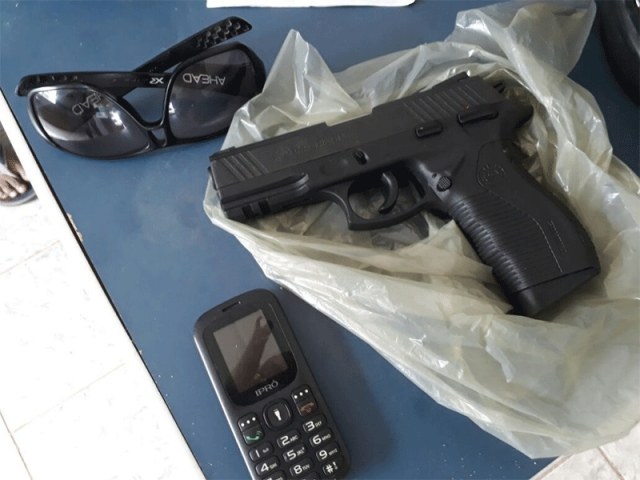 Vítima reage a assalto e mata criminoso a tiros
