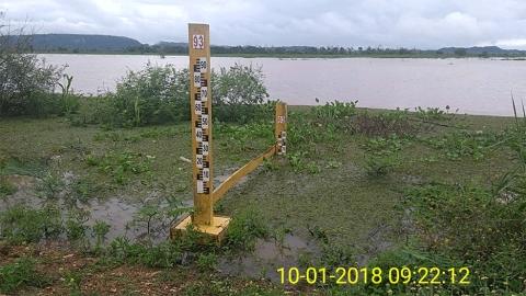 Imagens aéreas mostram dimensão da cheia que atinge a BR-364, em Rondônia, no sentido Acre
