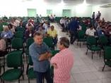 Ação parlamentar do deputado Lúcio Mosquini garante parceria do Terra Legal com a Emater