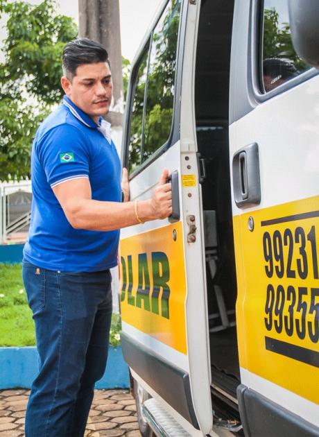 Semtran, Detran e Procon alertam pais sobre contratação de transporte escolar em Porto Velho