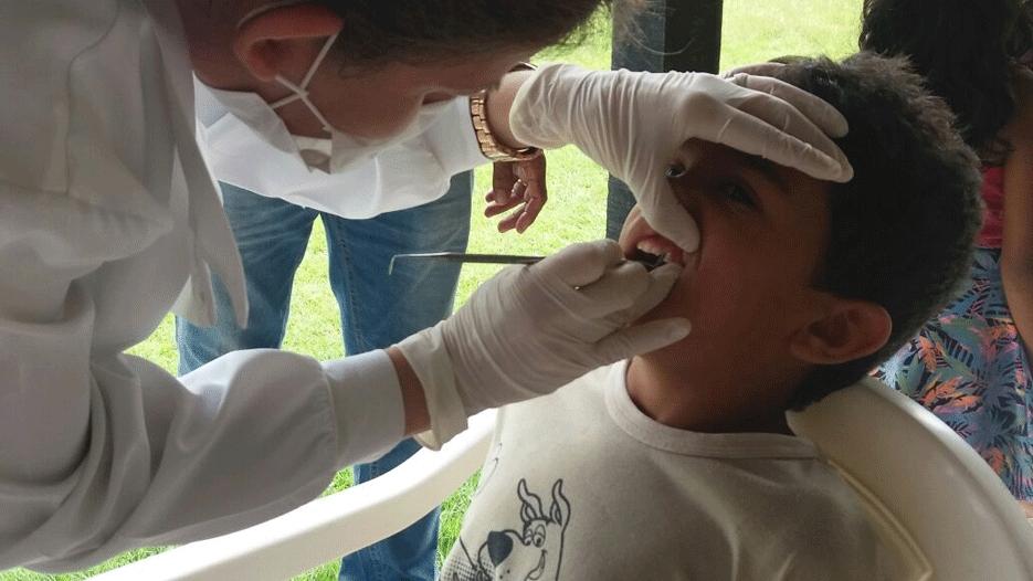 Prefeitura de Porto Velho realiza mutirão de saúde na Colônia Viçosa