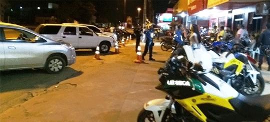 Agente de trânsito, penitenciário e militar do Exército são presos na Lei Seca em Porto Velho