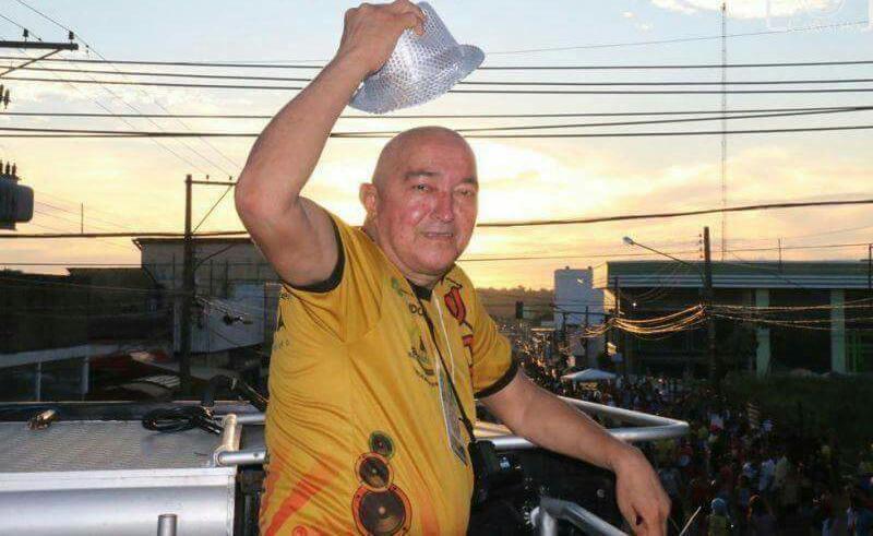 Carnavalesco, ex-presidente da União de Blocos morre em Porto Velho