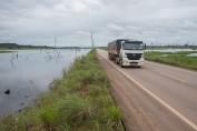 Acre cobra ações do governo federal para evitar isolamento com cheia do Rio Madeira