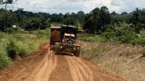 Prefeitura recupera estradas nos distritos de Jaci Paraná, Extrema e União Bandeirantes