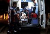 Vítima reage a assalto em residência e é baleada pelos criminosos em Porto Velho