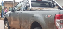 Idoso é assassinado a tiros dentro de caminhonete em semáforo de Porto Velho