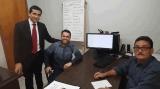 Márcio Oliveira solicita da Emdur conclusão da iluminação pública da Rua Humaitá