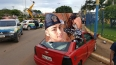 Motorista bêbado avança sinal, mata um e fere gravemente jovem em Porto Velho; fotos