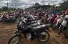 PRF leiloa 700 veículos apreendidos em Porto Velho; lances já estão abertos
