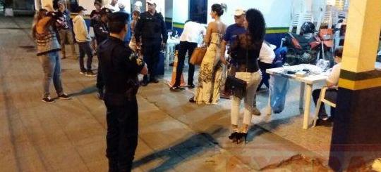 Chefe de fiscalização de blitz preso em Vilhena nega irregularidades