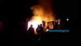 Incêndio destrói residência na Zona Leste de Porto Velho