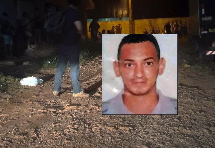 Homem é executado no meio da rua em Porto Velho