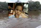 Encontrado corpo de criança que se afogou no Rio Machado